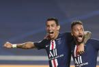 欧冠巴黎圣日耳曼3比0完胜莱比锡