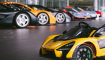 迈凯轮展示了塞纳骑乘式电动玩具车