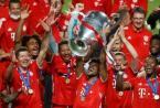 冠军联赛决赛 无敌拜仁慕尼黑1-0击败PSG夺得冠军并创造历史