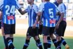 西班牙人迎来了新赛季首场季前热身赛  武磊首发踢了45分钟