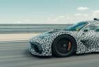 MercedesAMGProjectONE超级跑车测试进入新阶段