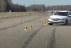 每小时70公里的速度进行的测试表明斯柯达SuperbiV无法做到这一点