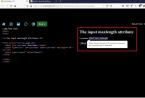 Firefox77不会截断超过最大长度的文本以解决密码粘贴问题