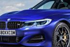 这款中型M3的功率为475hp仅适用于自动挡和AWD