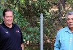 保护地球项目在新墨西哥州的美洲原住民保留区引领了清洁水的道路