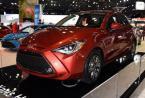 丰田在美国市场将停止小型车的销售