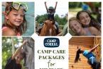 营地的科拉尔带伤兵儿童营地