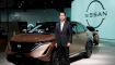 日产五年来首款面向全球市场的新车型纯电SUV Ariya