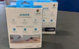 互联网分析:Anker配件上显示与Chromebook搭配使用品牌