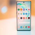 三星表示将于8月第一周发布Galaxy Note20和Galaxy Fold 2