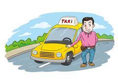 精致的出租车司机网络投票拉票方法