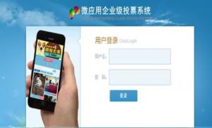 微信投票管理系统的使用方法讲解