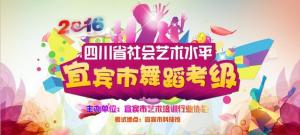 2016年四川省社会艺术水平宜宾市舞蹈考级最具人气考生评选活动微信投票操作教程