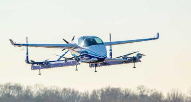 波音公司的自动空中出租车成功进行了首次试飞