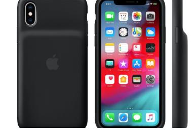iPhone XS XS Max和XR获得Apple智能电池盒