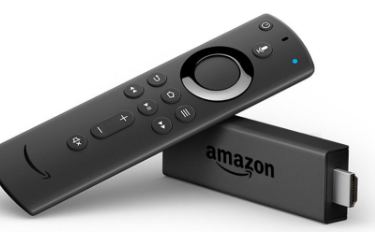 消防电视棒升级带来了带有电视控制功能的全新Alexa语音遥控器