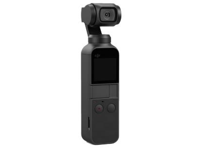 DJI Osmo Pocket吸引了智能手机相机的注意