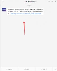 我最喜欢的出彩临泉人投票活动微信投票操作教程