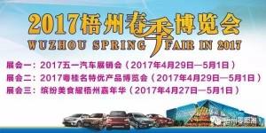 2017梧州春季博览会微信投票操作攻略
