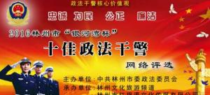 2016林州市银河湾杯十佳政法干警网络评选活动微信投票操作教程